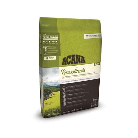 Picture of FELINE ACANA GRASSLANDS GRAINFREE ADULT - 5.4kg