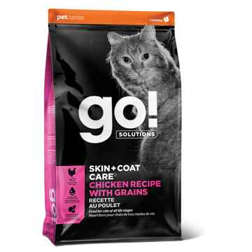 Picture of FELINE GO! SKIN & COAT Chicken - 3.63kg
