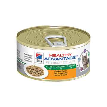 Picture of FELINE HILLS HEALTHY ADVANTAGE KITTEN ENTREE - 24 x 5.5oz cans