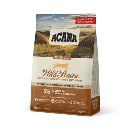 Picture of FELINE ACANA Wild Prairie Dry Food - 1.8kg