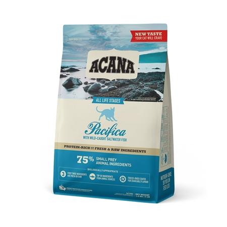 Picture of FELINE ACANA Pacifica Fish Diet - 1.8kg