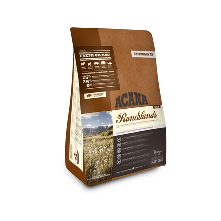 Picture of FELINE ACANA RANCHLAND DIET TRIAL SIZE - 340g
