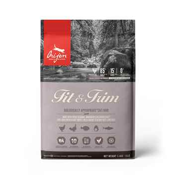 Picture of FELINE ORIJEN Fit & Trim Dry Food - 5.4kg