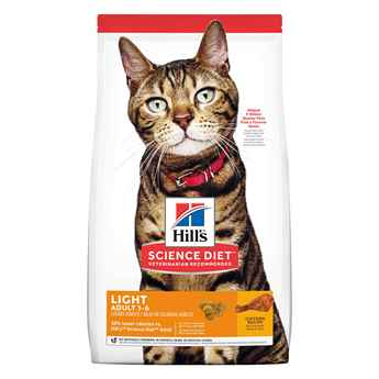 Picture of FELINE SCI DIET ADULT LIGHT - 16lb