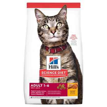 Picture of FELINE SCI DIET ADULT OPTIMAL CARE - 7lb