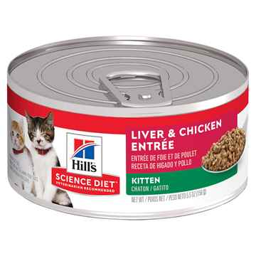Picture of FELINE SCI DIET GROWTH (KITTEN)  - 24 x 156gm cans