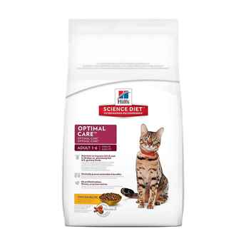 Picture of FELINE SCI DIET ADULT OPTIMAL CARE - 16lb