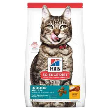 Picture of FELINE SCI DIET INDOOR CAT ADULT 7+ - 3.5lbs