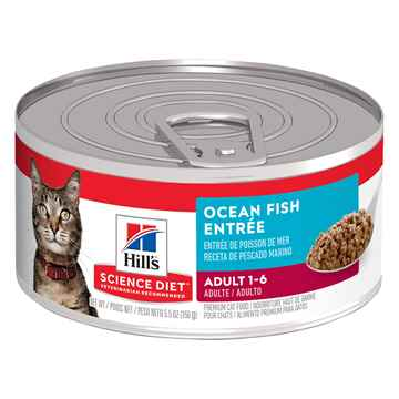 Picture of FELINE SCI DIET MAIN SEAFOOD - 2 x 12 x 156gm cans