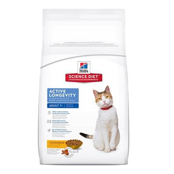 Picture of FELINE SCI DIET SENIOR ACTIVE LONGEVITY DIET - 16lb