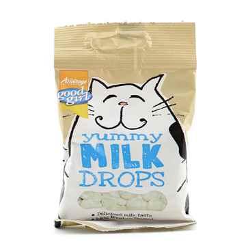 Picture of TREAT FELINE GOOD GIRL Milk Drops - 40g