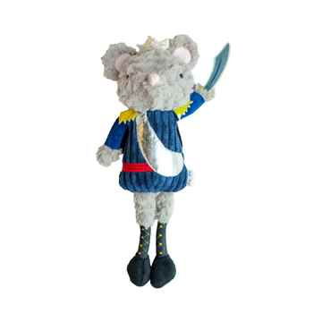 Picture of XMAS HOLIDAY OUTWARD HOUND Danglez Mouse King - 16.5in (nr)