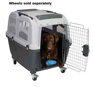 Picture of KENNEL SKUDO 2 Airline Approved Carrier- 55cm x 36cm x 35cm
