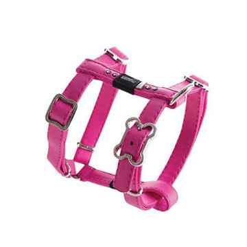 Picture of HARNESS ROGZ LAPZ LUNA H-Harness Pink - Small(tu)