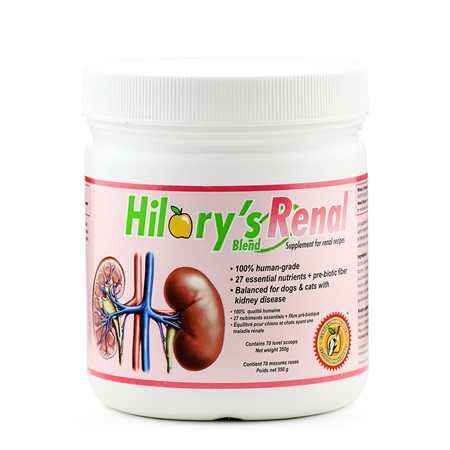 Picture of HILARYS RENAL BLEND SUPPLEMENT - 350gm