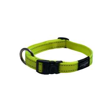 Picture of COLLAR ROGZ UTILITY LANDING STRIP Yellow - 1- 5/8in x 20-32in