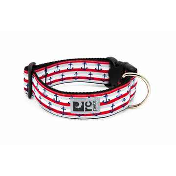 Picture of COLLAR RC CLIP WIDE Adjustable Nautical (Sizes Available)