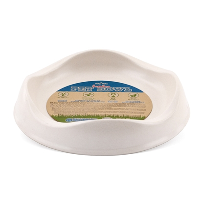 Picture of BOWL FELINE BECO BIODEGRADABLE Natural - 0.25 liters
