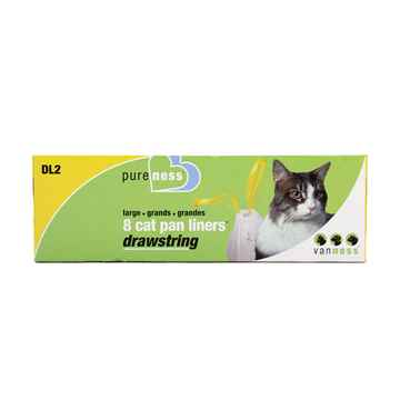 Picture of LITTER PAN Van Ness LINERS Large - 8/box