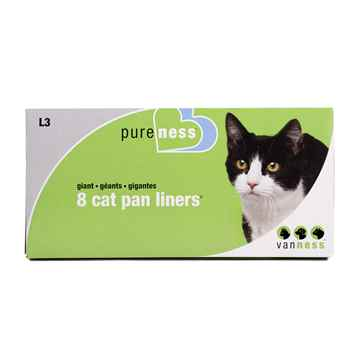 Picture of LITTER PAN Van Ness LINERS Giant - 8/box