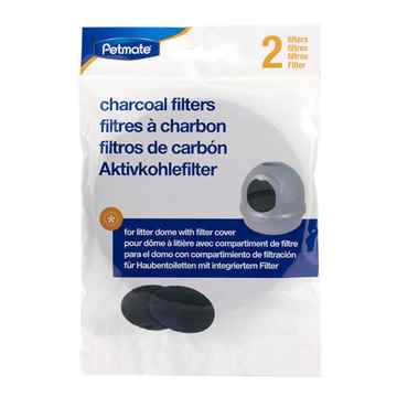 Picture of LITTER PAN FILTERS for Petmate Booda Dome - 2/pk