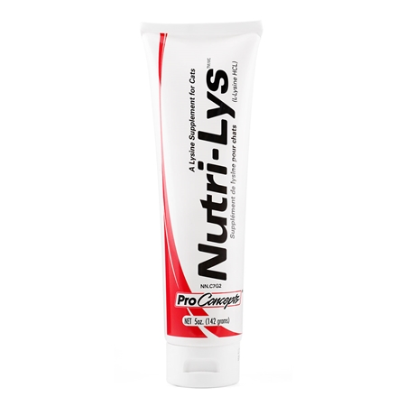 Picture of NUTRI-LYS GEL SUPPLEMENT for CATS - 5oz