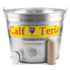 Picture of PAIL Calf Teria COMPLETE (040-115) - 8 quart