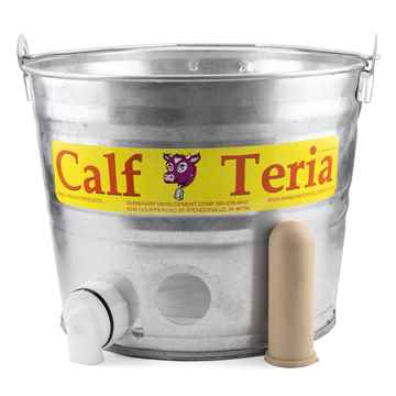 Picture of PAIL Calf Teria COMPLETE (040-115) - 8 quart