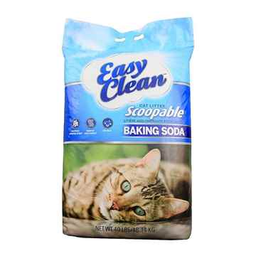 Picture of CAT LITTER PESTELL CLAY CLUMPING w/B SODA - 40lb