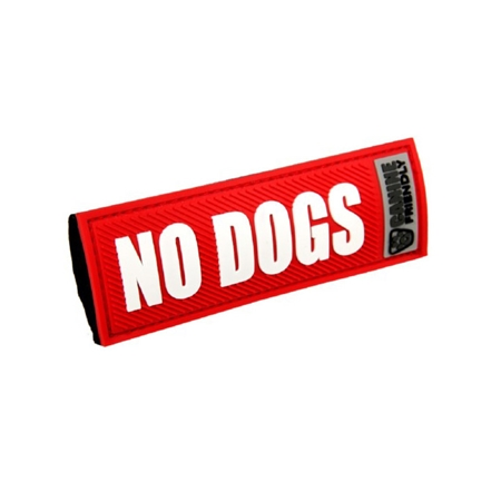 Picture of BARK NOTE MESSAGE 3/4in SLEEVE for Collar or Lead - No Dogs