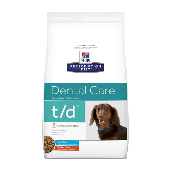 Picture of CANINE HILLS td dry SMALL BITES - 5lb