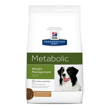 Picture of CANINE HILLS METABOLIC LAMB & RICE - 6lb