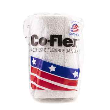 Picture of COFLEX BANDAGE WHITE - 4in x 5yds