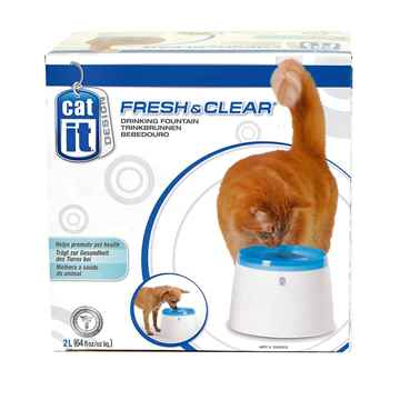 Picture of CATIT DRINKING FOUNTAIN Fresh n Clear - 2 liters