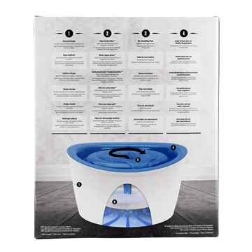 Picture of DOGIT DESIGN Fresh N Clear FOUNTAIN(91400) - 6 liters