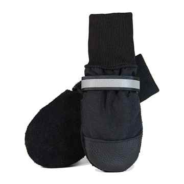 Picture of BOOTS MUTTLUK DOG FLEECE LINED MEDIUM 4's (00003)