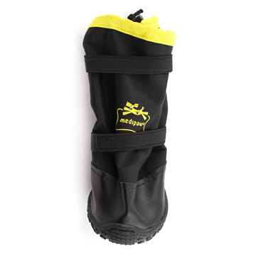 Picture of MEDIPAW PROTECTIVE BOOT YELLOW - XSMALL