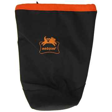 Picture of MEDIPAW PROTECTIVE BOOT ORANGE - SHORTY (tu)