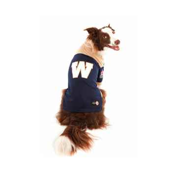 Picture of CLOTHING K/9 CFL JERSEY Medium - Winnipeg Blue Bombers