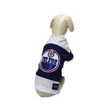 Picture of Edmonton Oilers CLOTHING K/9 NHL JERSEY (S-XXL)