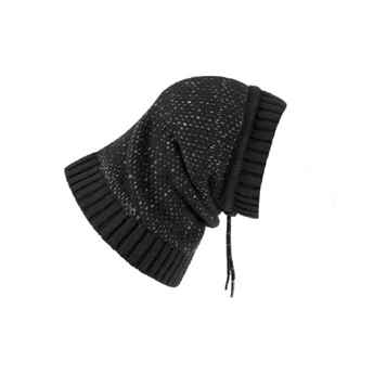 Picture of SNOOD CANINE POLARIS Black -  Medium