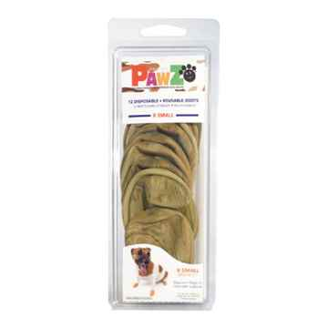 Picture of BOOTS PAWZ NATURAL RUBBER K/9 BOOTS X Small Camo  - 12/pk
