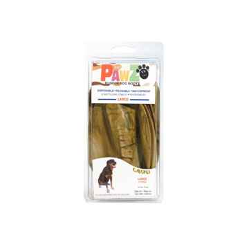 Picture of BOOTS PAWZ NATURAL RUBBER K/9 BOOTS Large Camo  - 12/pk