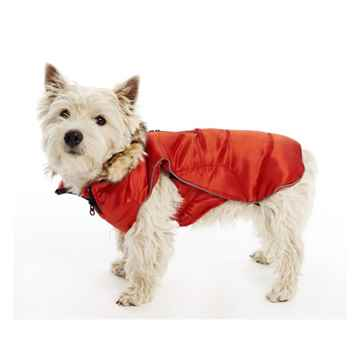 Picture of COAT BUSTER ACTIVE DOG High Risk Red - X Small