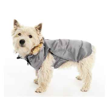 Picture of COAT BUSTER ACTIVE DOG Paloma Grey - X Small