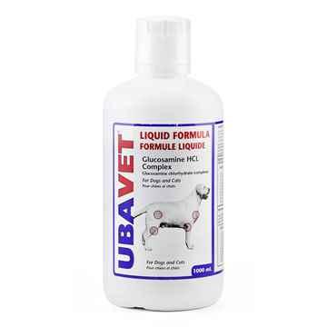 Picture of UBAVET GLUCOSAMINE LIQUID - 1000ml