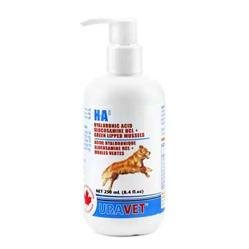 Picture of UBAVET HA (hyaluronic acid) for SMALL ANIMALS - 250mL