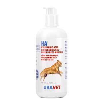 Picture of UBAVET HA (hyaluronic acid) for SMALL ANIMALS - 500ml