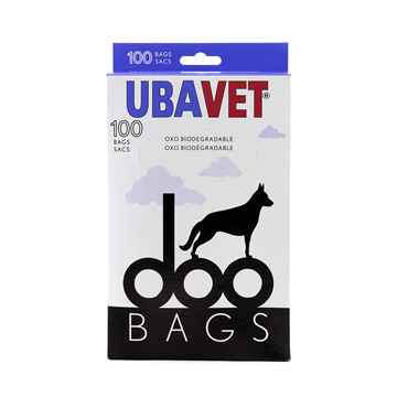 Picture of UBAVET DOO BIODEGRADABLE BAGS - 100s