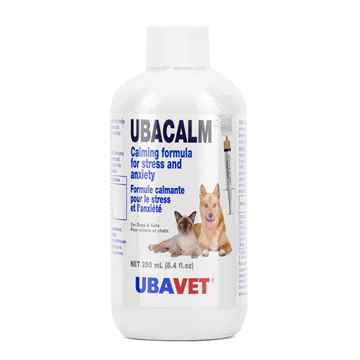 Picture of UBAVET UBACALM STRESS AND ANXIETY RELIEF LIQUID - 250ml